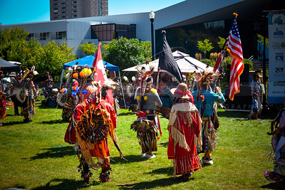 © Heather Stokes Photography - Gathering at The Falls Pow Wow 2017 - 18