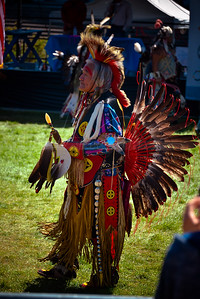 © Heather Stokes Photography - Gathering at The Falls Pow Wow 2017 - 19