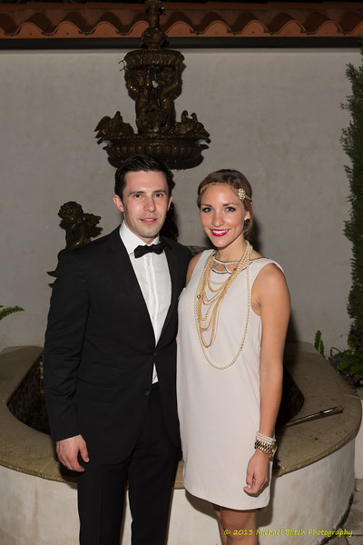 [Filename: gatsby party 2013-192.jpg]<br /> © 2013 Michael Blitch Photography