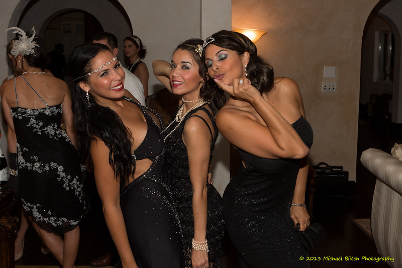 [Filename: gatsby party 2013-208.jpg]<br /> © 2013 Michael Blitch Photography