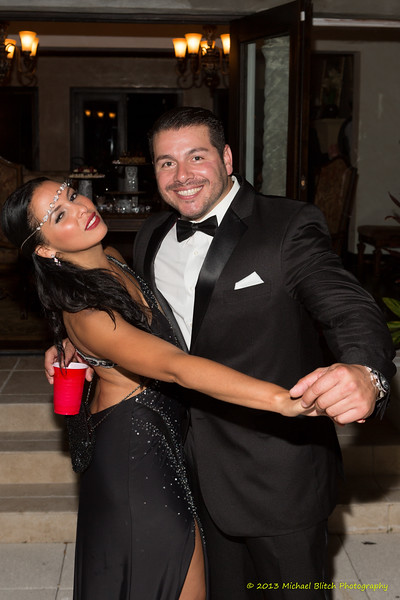 [Filename: gatsby party 2013-154.jpg]<br /> © 2013 Michael Blitch Photography