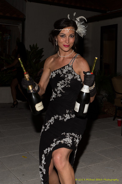 [Filename: gatsby party 2013-200.jpg]<br /> © 2013 Michael Blitch Photography