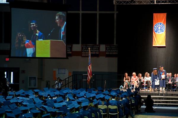 Gaul's Graduation 09