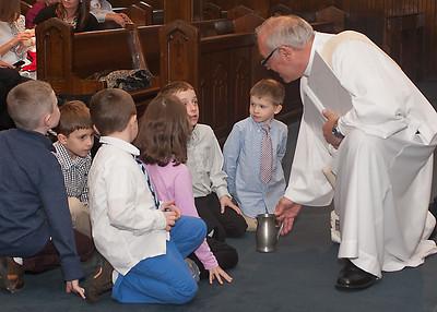 Gavin Austin Baptism