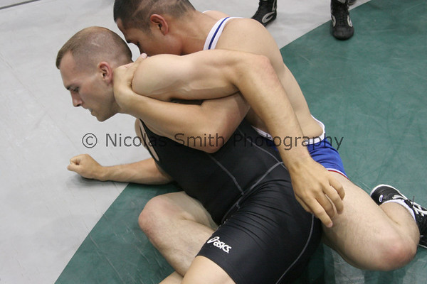Gay Games, Day 2 -Wrestling and Diving