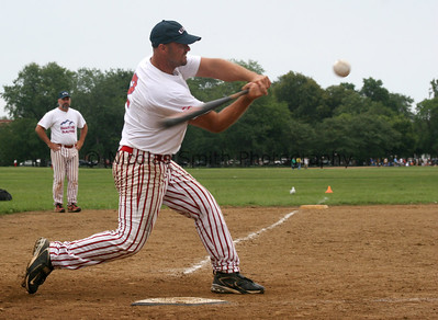 Gay Games, Day 7 -Softball, Rockdogs Gold