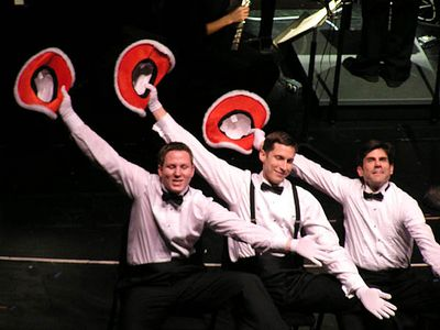 Gay Men's Chorus Christmas