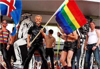 Hinsegindagar (gay pride) 2005