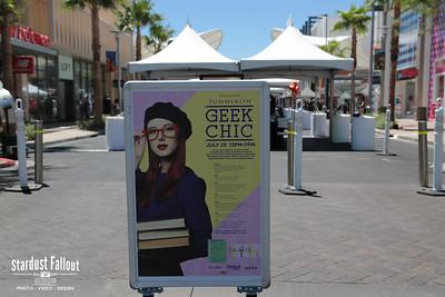 Geek Chic Back To School