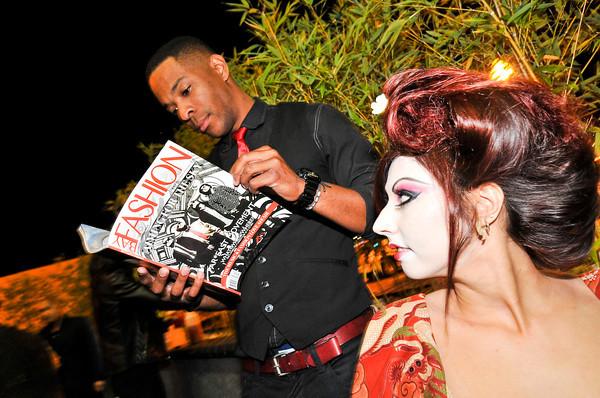Geisha Grand Opening 4.18.13