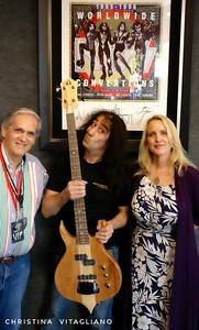 Gene Simmon's Bass Luthier