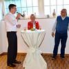 Fr Heiner Wilmer introduces Fr. General, José Ornelas Carvalho
