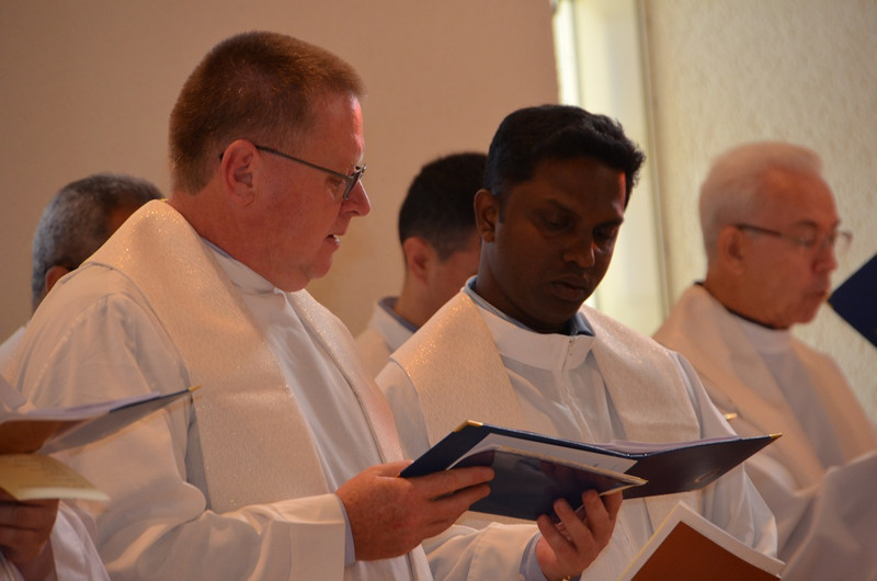 Fr. Peter and Fr. Thomas