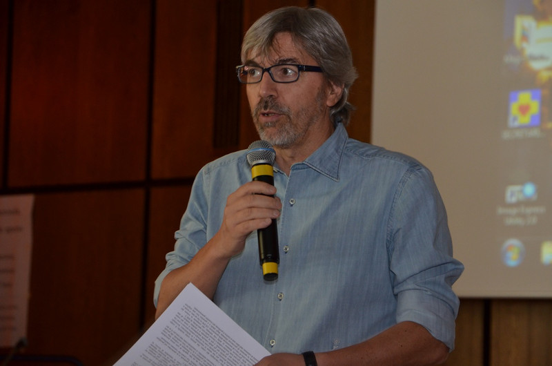 Prof. Fausto Colombo led the afternoon sessions