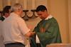 Eucharist on Friday