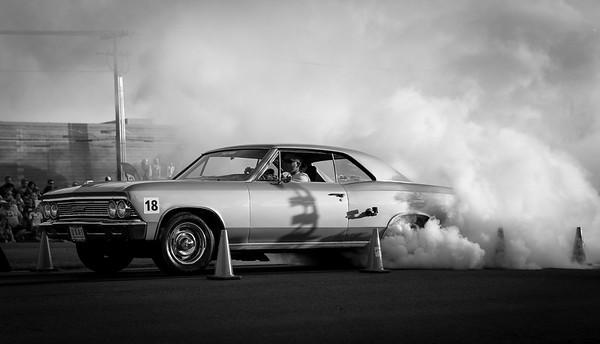 Burnout #18, 2014