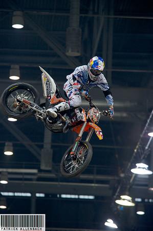 Supercross Geneva 2011