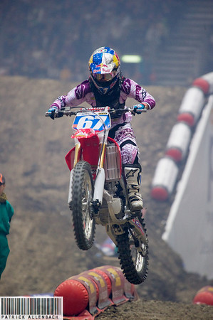 Supercross Geneva 2011 - Ashley Fiorek 67