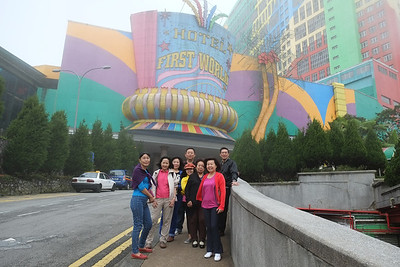 Genting Highlands, a 3 days holiday in Dec '12