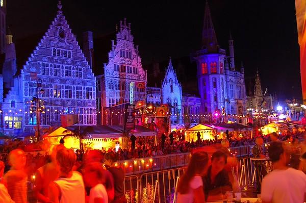 Gentse Feesten/Ghent Festivities 2006