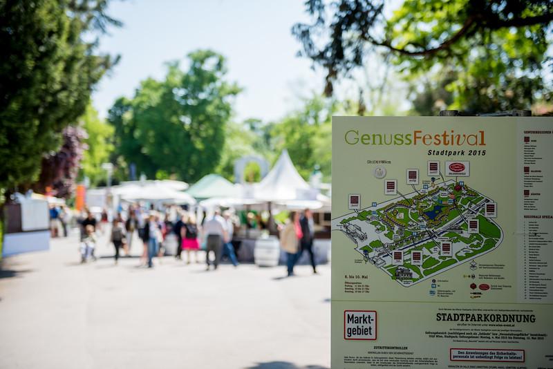GenussFestival Wien 2015