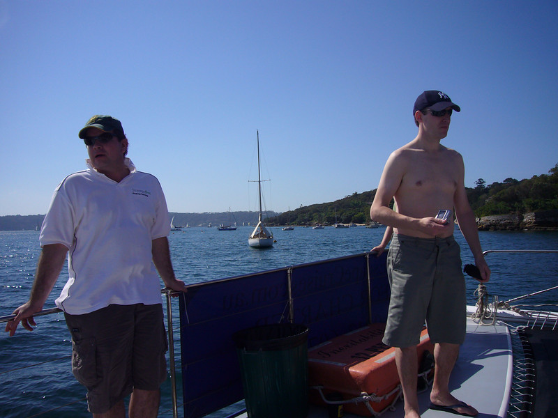 Patrick and Paul