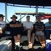 John Williams, Pete Yates, Rodger Flint, Troy Breglec and James Buttelman