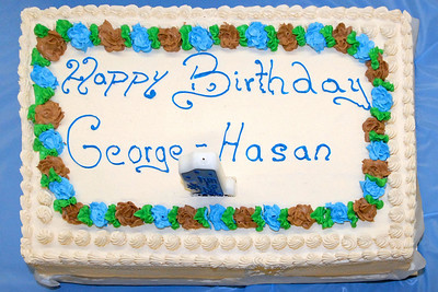 George Hasan's 1st B-Day 2008