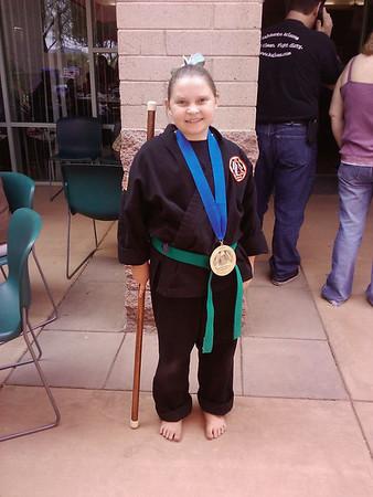 George Lim's Invitational Karate Championships 2011