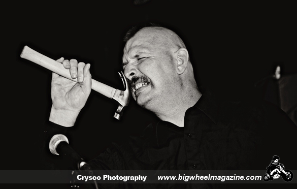 Freak Fest with George The Giant and Master of Mayhem Robin Marks - at Riley's Tavern - Bakersfield, CA