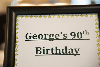 George Wan's Birthday Celebration