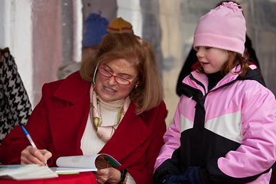 Author Valerie Tripp