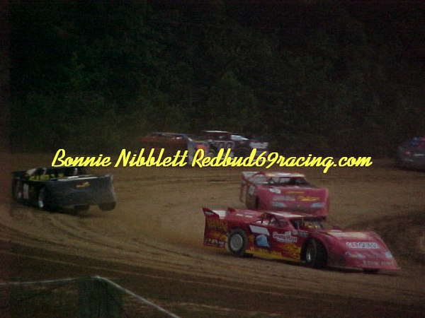 Georgetown Speedway August 4, 2006 Ross Robinson 7 first year in the TSS Late Model class