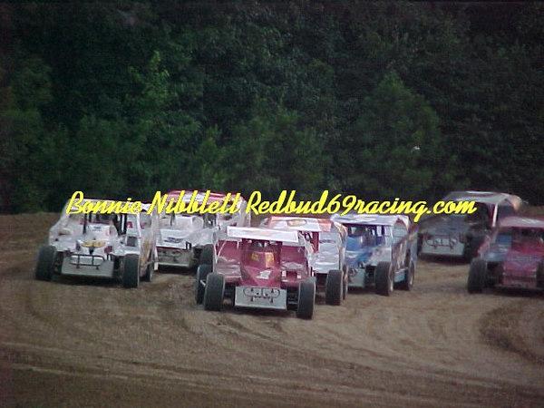 Georgetown Speedway August 4, 2006  heats