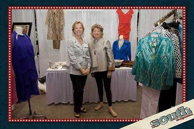 Karen Bell and Joyce White (Evelyne Talman)