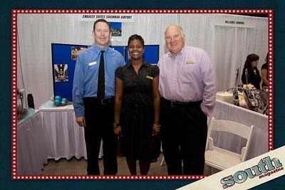 Mark, Siobhan and Bob (Embassy Suites Savannah Airport)