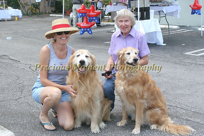 IMG_0028 Angie Masterson, Marie Goode with Bok & Kito