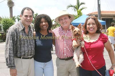 IMG_0018 Michael & Sarah Matone,Bart & Amalia Caso with Biddy