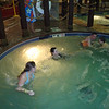 The whirlpool was spinning very fast for Cassie, Erin, Alex and Gavin.  ( 2009 )
