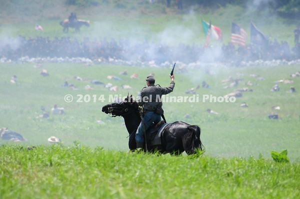 Confederate horseman in Pickett's Charge MIN_0018