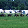 Union cavalry leaves encampment MIN_8457