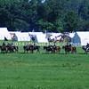 Union cavalry leaves encampment MIN_8457