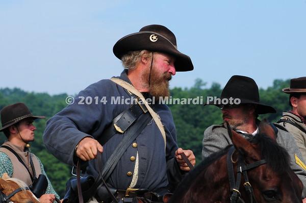 Confederate horseman in Civil War MIN_9266