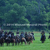 Union and Confederate Cavalries clash at Hanover Battle MIN_9348B