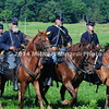 Union cavalry on review before battle  MIN_8535