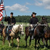 Union cavalry on review before Buford's Stand battle DSC_2557