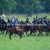 North and South Cavalries clash in East Cavalry Field Battle MIN_9311