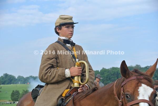 East Cavalry Field Gettysburg 150th 171