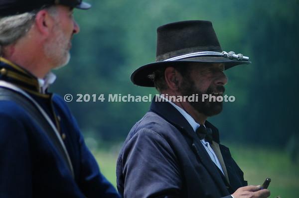 Battle of Gettysburg - Gen. U. S. Grant