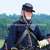 Union cavalryman ride in review before a battle MIN_9205